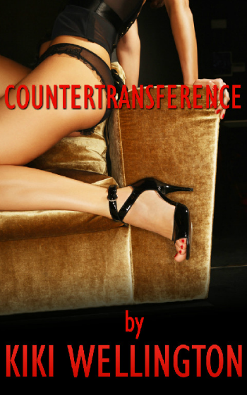 Countertransference by Kiki Wellington book cover