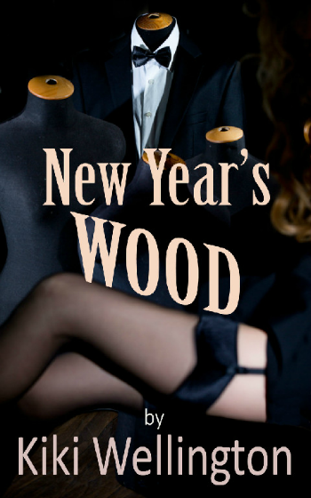New Year's Wood by Kiki Wellington book cover