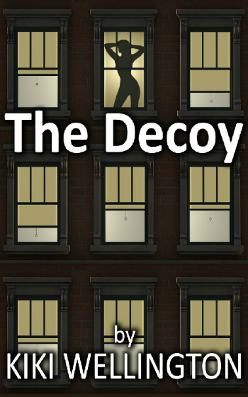 The Decoy by Kiki Wellington book cover