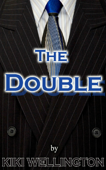 The Double by Kiki Wellington book cover