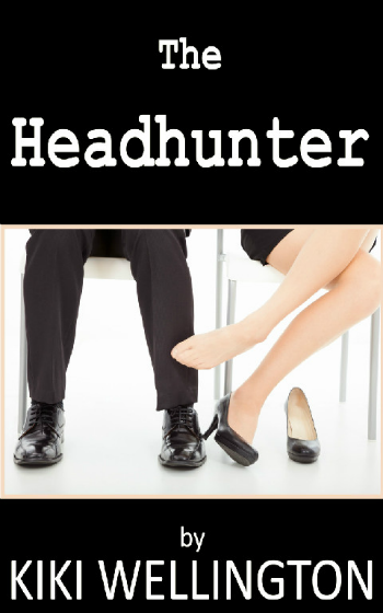 The Headhunter by Kiki Wellington book cover