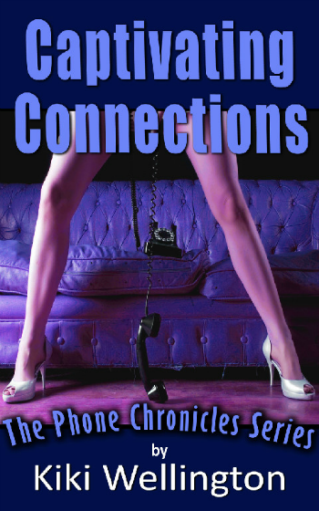 Captivating Connections by Kiki Wellington book cover
