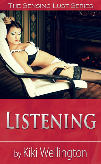 Listening by Kiki Wellington book cover