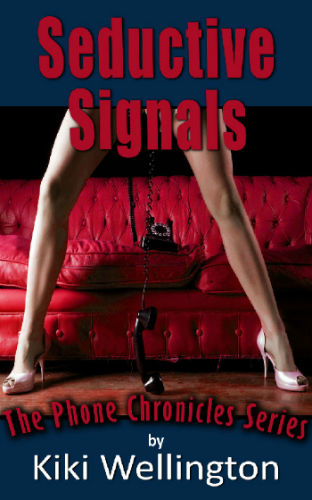 Seductive Signals by Kiki Wellington book cover