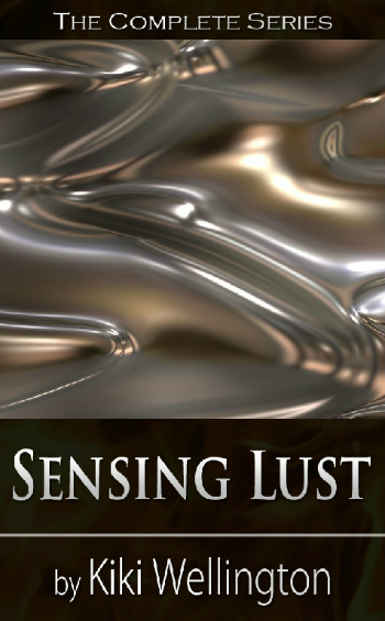 Sensing Lust by Kiki Wellington book cover