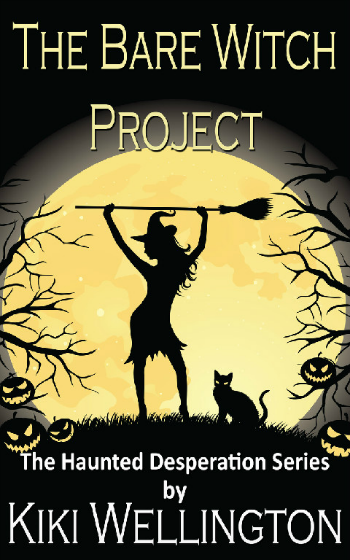 The Bare Witch Project by Kiki Wellington book cover