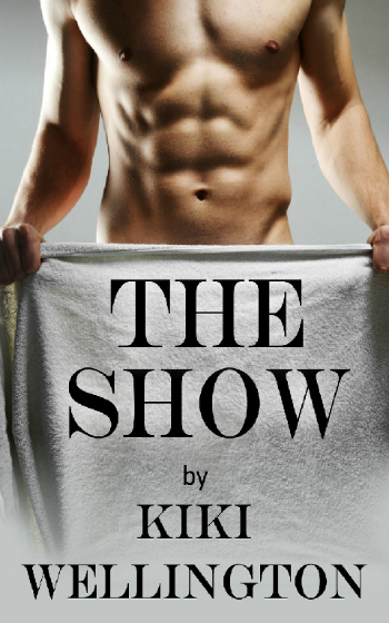 The Show by Kiki Wellington book cover