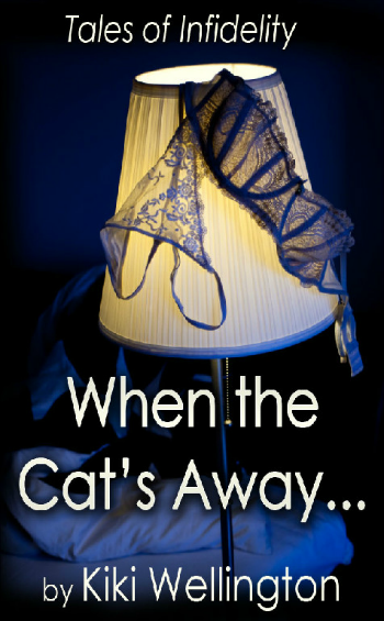 When the Cat's Away I by Kiki Wellington book cover